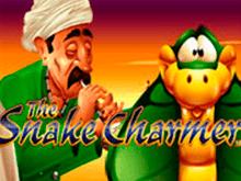 Игровой слот Заклинатель Змей
