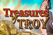 Сокровища Трои в онлайн-казино