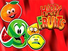 Азартная игра Счастливые Фрукты онлайн