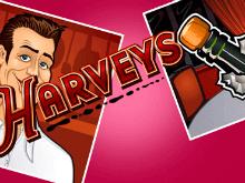 Спины в азартной игре Харвис