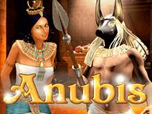 В онлайн казино автомат Анубис